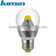 led bulb light 7w ra>80 270 degree beam angle