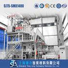 Shanghai Tong Leng SJ75-SMX1480 blown film machine price