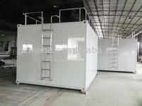 Shelter office for monitoring center for sale