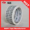 Self Adhesive Plastics Bag Sealing Tape
