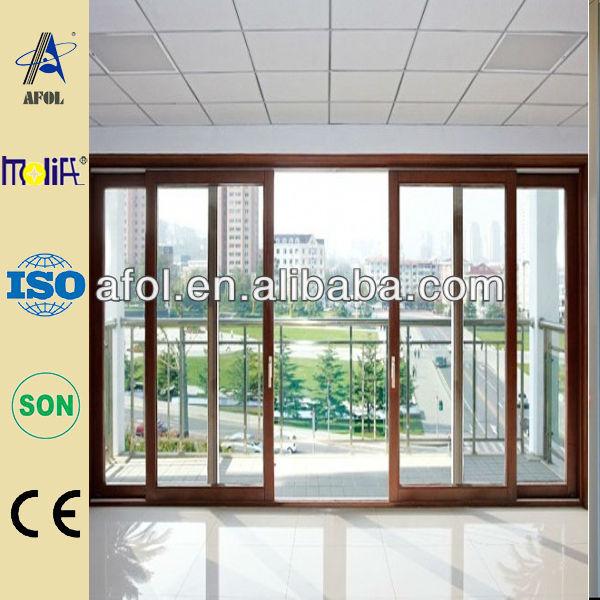 afol hochwertigem aluminium schiebet r f r balkon fenster produkt id 1678699077. Black Bedroom Furniture Sets. Home Design Ideas
