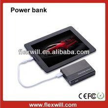 12000mah laptop 20000mAh Power Bank black/silver/blue/red