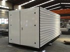 prefabricated folding container house exported australia