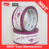 BOPP Film Plastic Self Adhesive Tape For Clothes