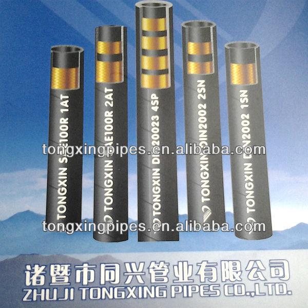 ผลิตภัณฑ์ใหม่2014ท่อไฮดรอลิดินแดงen8564sh