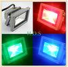110V 240V 10-50W RGB LED Outdoor Floodlight