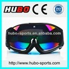 Popular anti fog lens goggles skiing and snowboarding mask