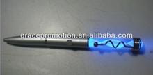 Advertising led ballpoint pen