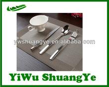 plastic place mats table, heat resistant table mats