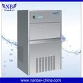 Ims-nb40 floco de neve de gelo que faz a máquina com capacidade de 50kg/day construído- em ice maker/máquina de fazer gelo/máquinadegelo, ce, etl, rohs
