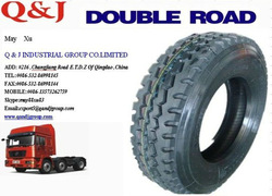 truck tire manufacturer supply Double Star, Longmarch and Double Road heavy truck tire