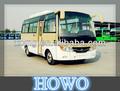 Sinotruck howo 6m minibus diesel à vendre, mieux et moins cher que isuzu, 20 à 22 sièges capacité