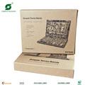 caja de cartón corrugado fp105386 maqueta