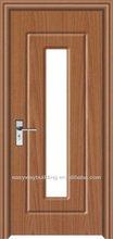 2013 used commercial glass pintu pvc doors