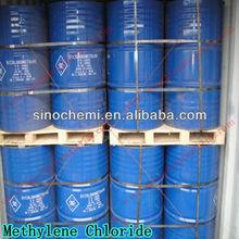 Industrial Grade Dichloromethane Solvent