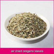 air dried oregano leaves