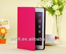 For apple ipad mini PU flip smart cover case