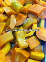 new frozen vegetable frozen pumpkin for sale 2014
