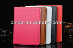 High quality Cow leather Case for iPad 5 5th Gen iPad Air