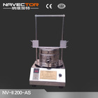 Circular Lab Test Sieve Stainless Steel Mesh for Flour Powders