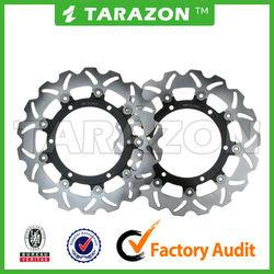 CNC aluminum street floating brake disc for motorcycle for R 850 R; R 1100 RT;K 100 RS; K1 1000;R 1100 GS;R 1100 R from china