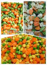 iqf frozen vegetable frozen mixed vegetables hot sale