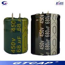 electrolytic capacitor 450v 220uf motor running sh capacitor 450vac