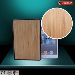 Bamboo Case For iPad Mini, Nature bamboo case for ipad mini