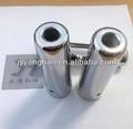 oem y odm de tubos de acero inoxidable conector de la fabricación de encargo de acero inoxidable de tubos de metal de encargo de acero inoxidable de tuberías