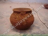 Earthen Garden Irrigation Pots