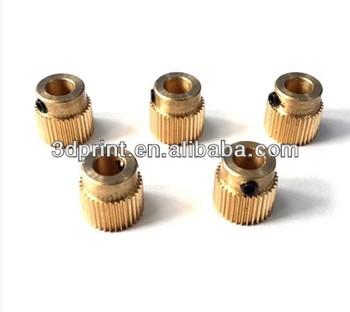 3D Printer parts extruder gear 34tooth 5mm inner diameter