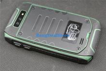 "Hummer H1 MTK6572 Android ip67 Waterproof Mobile Phone Dustproof shockproof Cellphone 3.5"" Retina screen Runbo X5"
