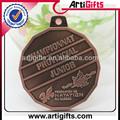 cobre antigo metal medalhas olímpicas 2014