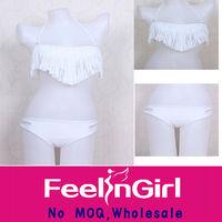 Wholesale Shocking Price Fashion Transparent Bikini Show