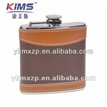 Whiskey Pocket Stainless steel Hip Flask/hip flask,promotional liquor flask,jack daniels bottle