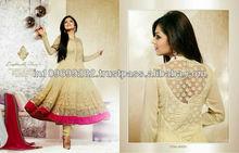 New Indian Designer Fashionable Madhubala Beautiful Salwar Kameez Suit