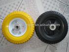 pneumatic dolly wheels,small pneumatic wheels