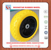 plastic wheelbarrow wheels,small pneumatic wheels