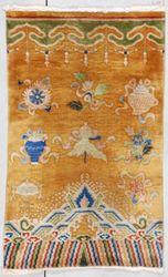 ANTIQUE ART DECO CHINESE ORIENTAL RUG CARPET #7329