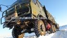 Dongfeng awd 6x6 militar vehículo blindado/4x4/6x6/8x8 camiones militares
