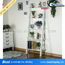 advertising floor flower display rack