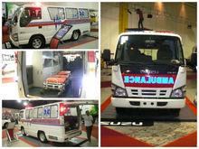 Isuzu iVan Ambulance