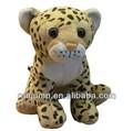 africano de pelúcia brinquedo animal