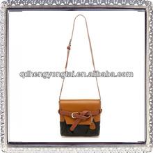 Summer fashion trend featured major suit shoulder leather handbag