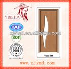Chine PVC porte en bois