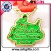 2014 Soft enamel customized medal with lanyard