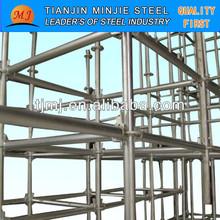 hot galvanized scaffold tube metal scaffolding