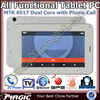 2014 hot selling dual sim card tablet pc android 4.1 512mb/4gb phone calling