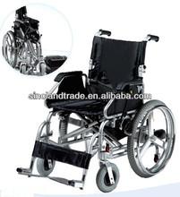 çelik güç tekerlekli sandalye manuel kaliteli ucuz