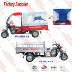 China 150cc engine gas motorized cargo and passenger 3 wheeled motorcycle